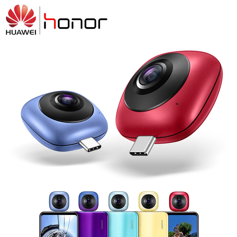Original Huawei EnVizion 360 Camera HD 3D live Motion Camera CV60 lens Wide Angle phone external