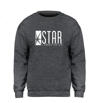 Star Labs Sweatshirt Superman Series Hoodie for Men
