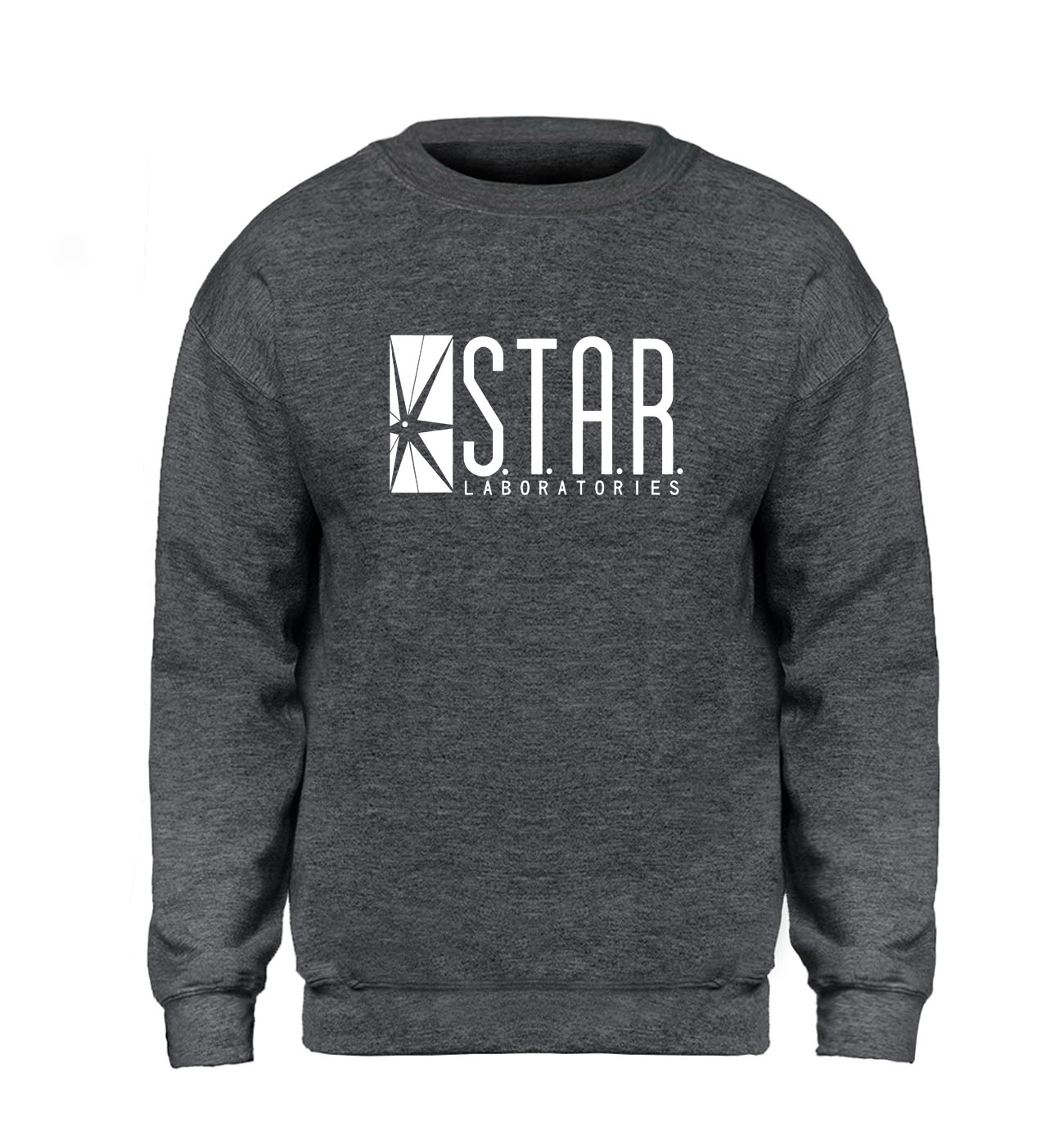 Star Labs Sweatshirt Superman Serie Hoodie Männer Jumper Die Flash Gotham City Comic Bücher Schwarz Sweatshirts Fleece Streetwear XXL