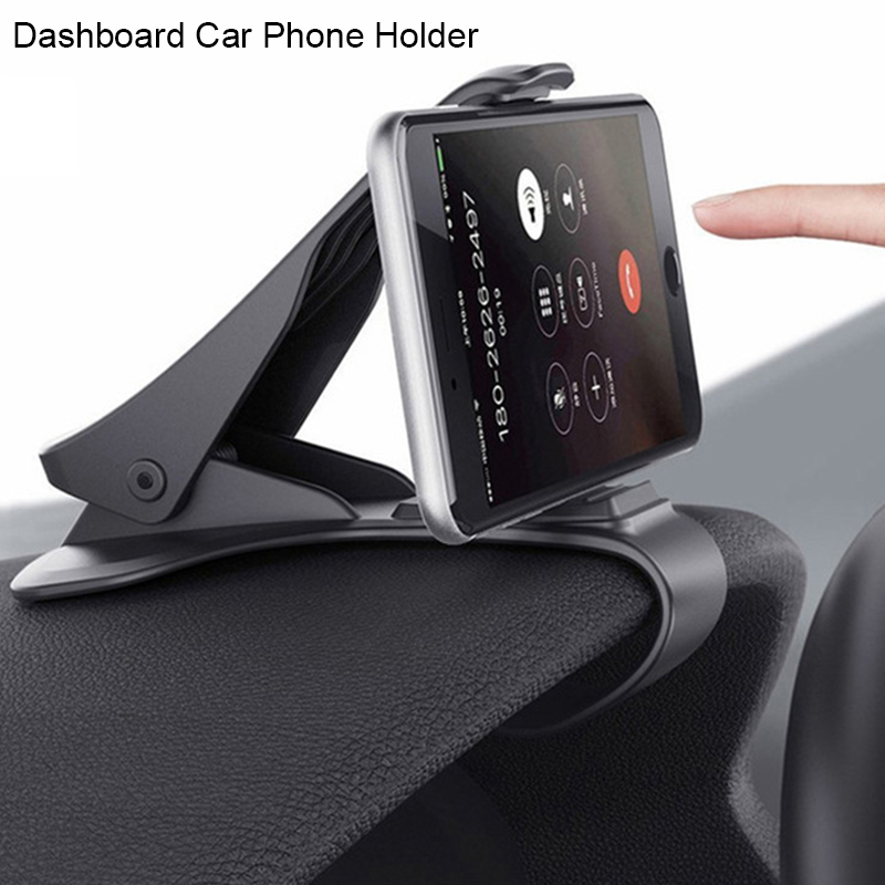 Universal Dashboard Car Phone Holder For Xiaomi Mi 9T Clip Folder 6.0