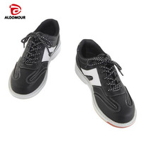 Black And White Bowling Shoes Essential Advanced With Sports Shoes High Quality Couple Models Men For