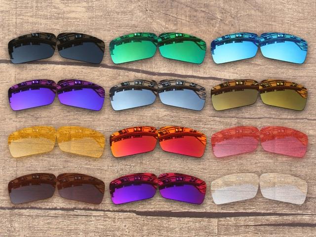 PapaViva POLARIZADA Lentes de Reposição para óculos Autênticos óculos de Sol  Gascan 100% UVA   521f9110b6