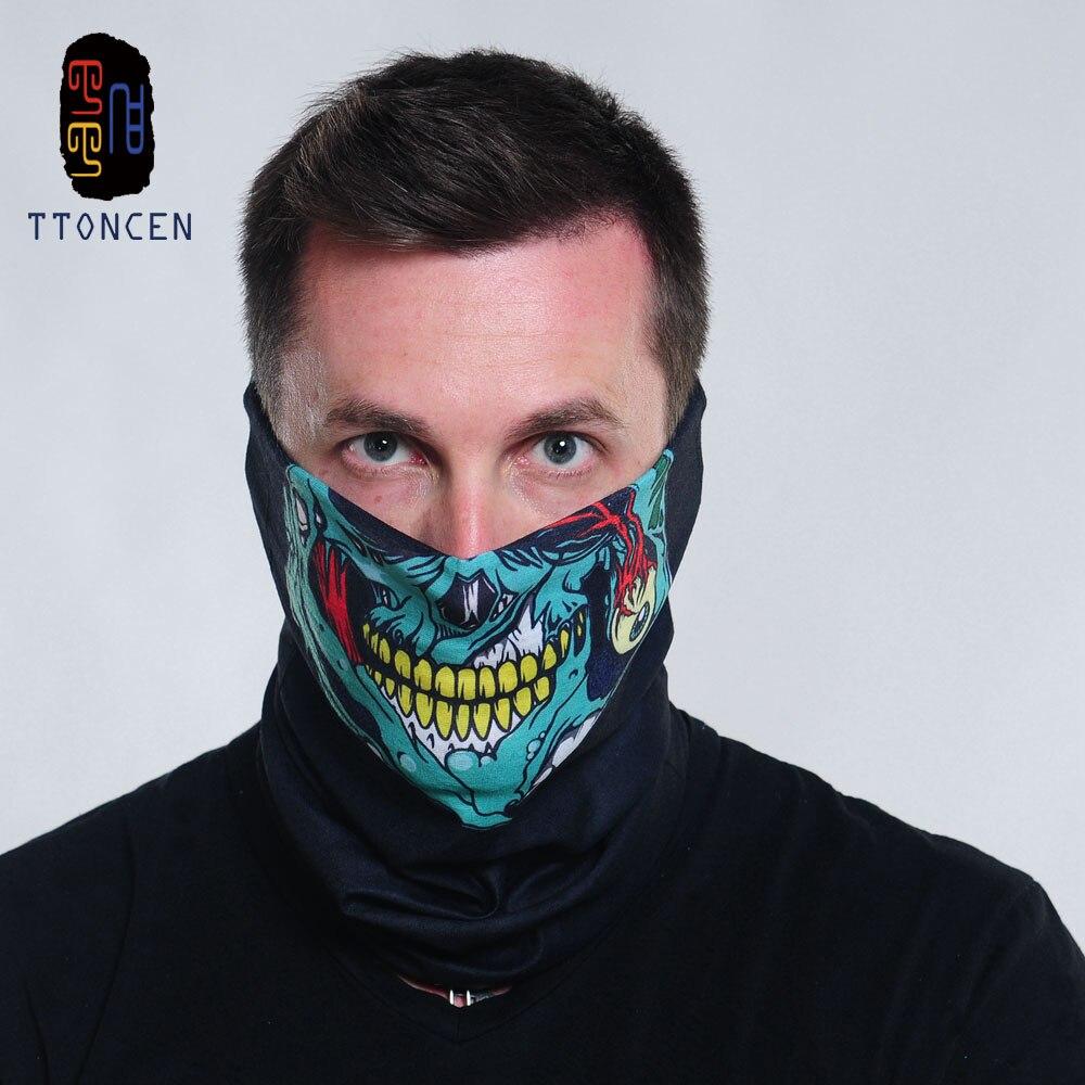 Newest Winter Bandana Skull Mask Cool