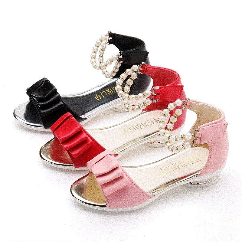 Sapatos de Bebê Grátis Meninas Dançando Sandálias Elsa