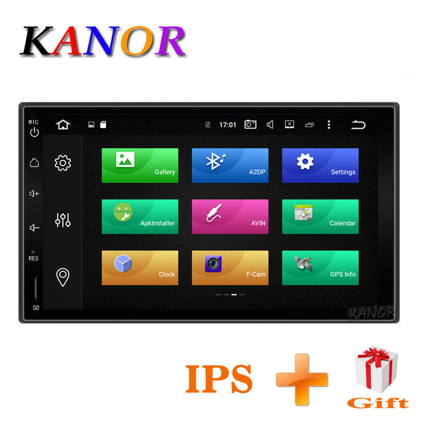 KANOR Octa Core RAM 4g 2 Din Android 8.0 Voiture Audio Stéréo Radio Pour Nissan Qashqai X-trail patrol Pathfinder Paladin Frontier