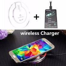 Универсальный беспроводное Зарядное Устройство Pad для Meizu MX5 Мобильный Телефон Зарядное Устройство USB беспроводной приемник для iPod Touch 6 5