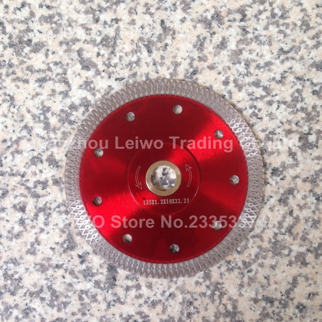 Ultra Thin Turbo Diamond Saw Blade Inch Mm Ceramic And Tile - 5 inch tile hole saw