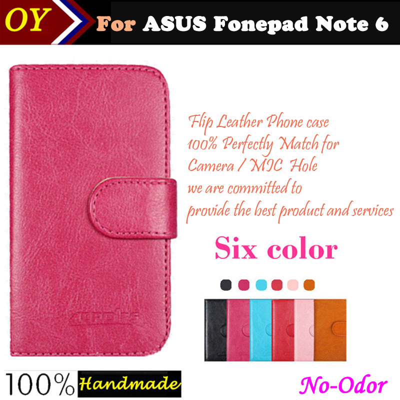 2016 Case ASUS Fonepad Note 6 ME560 ME560CG 6inch Vintage Color Luxury Stand Wallet Flip Leather Phone Bag Cover - ShenZhen OYO Technology Co., Ltd. store