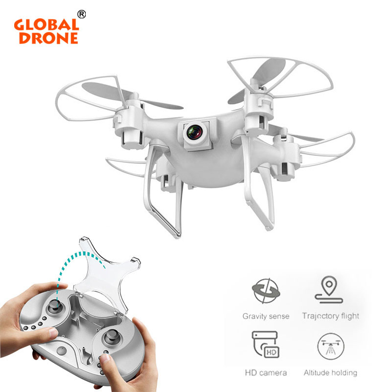 RC Helicopter Drones Camera GW009C-1S Headless-Mode With HD Global