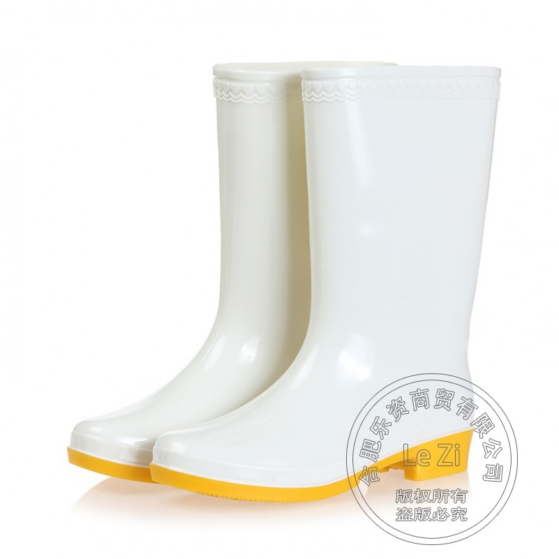 Farmland slip resistant water gum work canister mens for White fishing boots