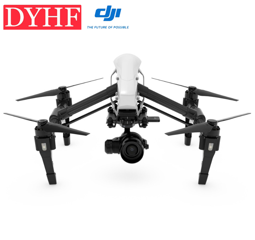 In stock! Unique DJI Helicopter Inspire 1 Raw(Dual Remote)With 3-Axis Gimal &4K camera ZenmuseX5 in aerial techonology!