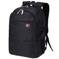 2016 New Black Mochila Simple Designer Women Men S Backpacks Men Bag School Bags For Teenagers