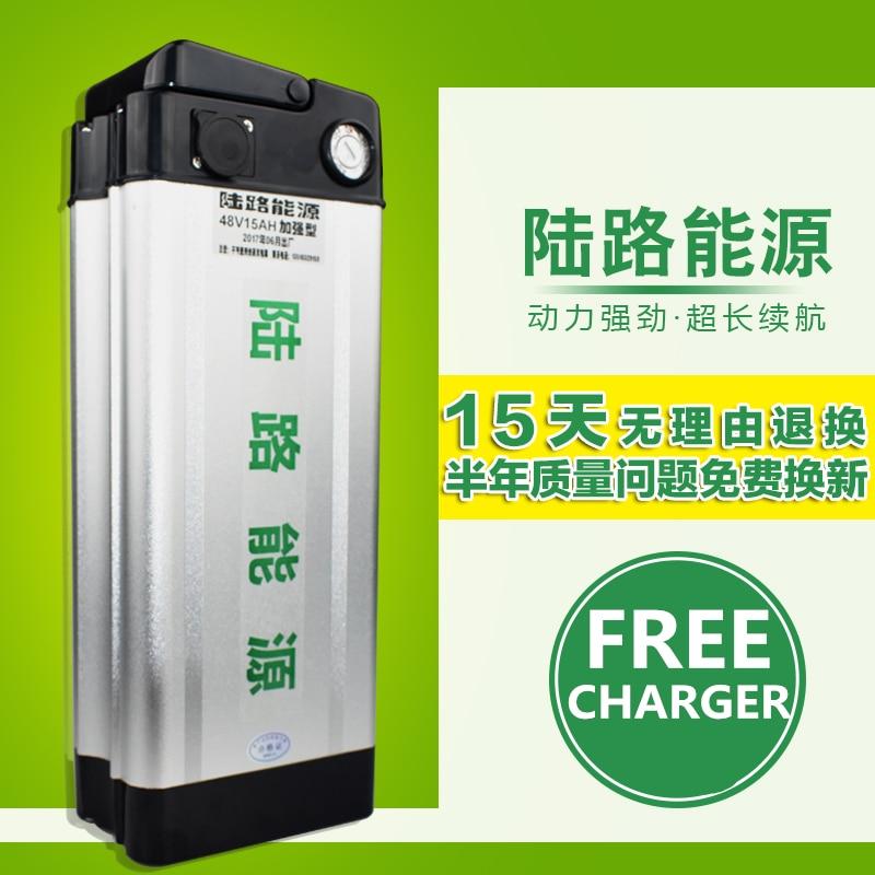 Универсальный литий-ионный аккумулятор 60В 12Ач, заряжаемый литий-ионным аккумулятором 5C INR 18650 для электрических велосипедов (100 км), блок пит...