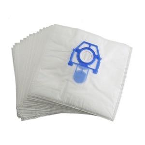 Image 2 - Sacchetto di polvere di ricambio per ZELMER SAFBAG 49.4001 ZVCA100B 49.4000 49.4020 919.0 ST ZMB02X12K motore filtro vuoto parti più pulito