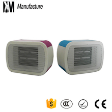 Factory directly supply winter hot saling home AC220V electric desktop mini heater for free shipping