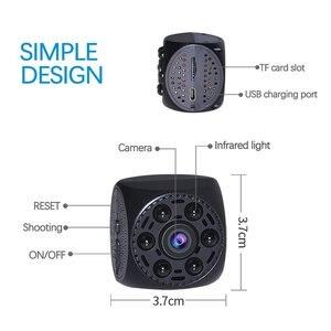 Image 2 - Vandlion Mini WiFi Camera Video Cam Voice Recorder Audio Recording Mini Camcorder Infared Digital Motion Detection Recorder A10