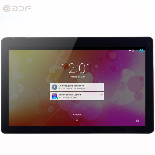 10 Inch Android 5 1 Tablet Pc 1gb Ram 16gb Rom Quad Core 1024 600 Small