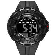 Smael военные спортивные часы водонепроницаемые мужские лучший