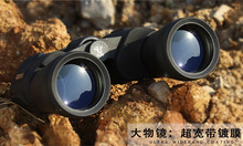 Classic 20X50 Binoculars Hd Wide-angle Central Zoom Day Night Vision BAK4 Prism Telescope Outdoor Travel Hunting Sightsee