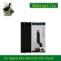 High Quality 6 0 For Sony Xperia XA1 Ultra Full LCD Display With Touch Screen Digitizer