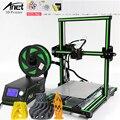 Anet E10 алюминиевая рамка двойной язык 3D принтер DIY Набор полусборка большой размер печати 3D принтер большой размер Sise 220*270*300 мм