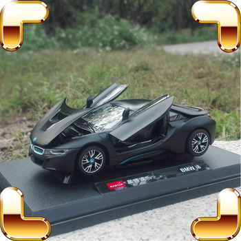 New Arrival Gift Idea 8 1/24 Model Metal Car Sports Design Diecast Alloy Openable Doors House Decoration Toys Car Collection new arrival gift lp700 matte 1 18 model car collection alloy diecast scale table top metal vehicle sports race decoration toy