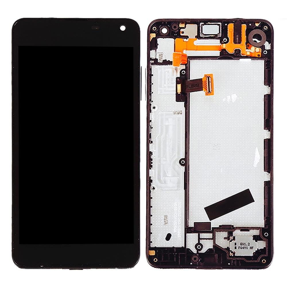 H   LCD Screen and Digitizer Full Assembly with Frame for Microsoft Lumia 650H   LCD Screen and Digitizer Full Assembly with Frame for Microsoft Lumia 650