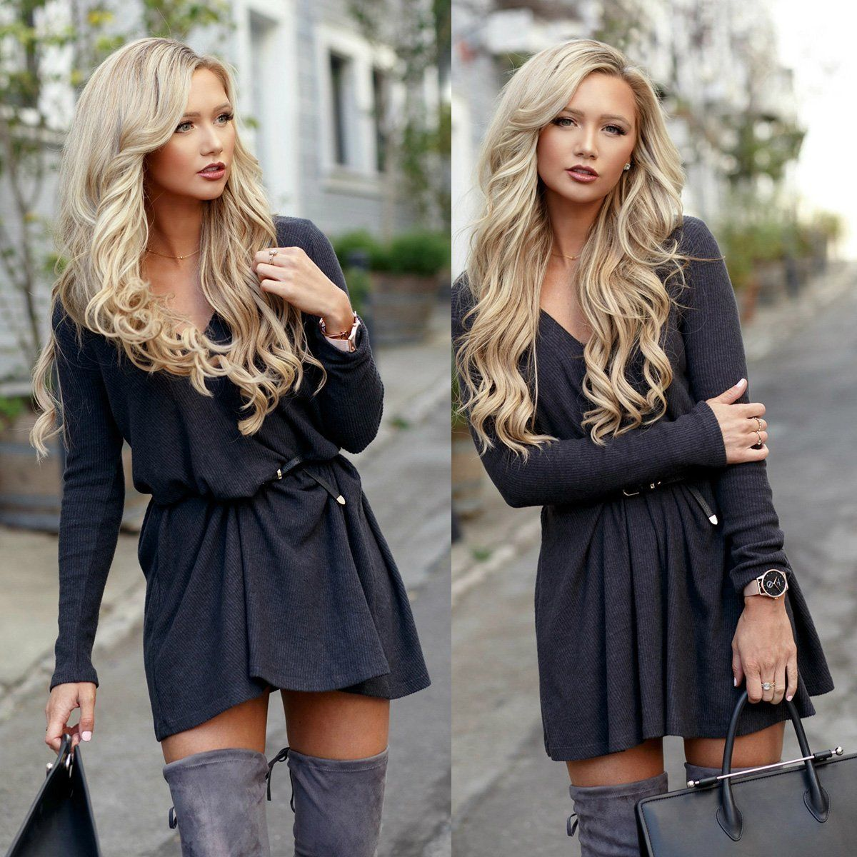 Compare Prices on Fall Casual Dresses- Online Shopping/Buy Low ...