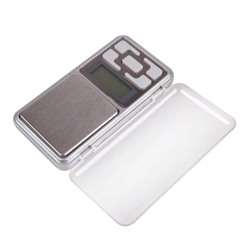 Bilancia digitale tascabile da 200 g x 0,01 g per bilance per - Strumenti di misura - Fotografia 5