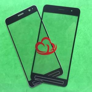 Image 2 - 10 chiếc MÀN HÌNH LCD Thay Thế Trước Màn Hình Cảm Ứng Kính Cường Lực Bên Ngoài Ống Kính Dành Cho Asus Zenfone 3 Zoom ZE553KL Z01HD Z01HDA