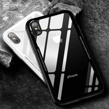 CAFELE Original Phones Cases For font b iPhone b font X 10 Case soft TPU Ultra