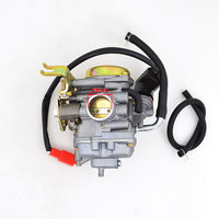 Motorcycle Carburetor for YAMAHA ZY100 JOG100 100cc Scooter Moped Dirt Bike Go Cart Oil Filter Gift