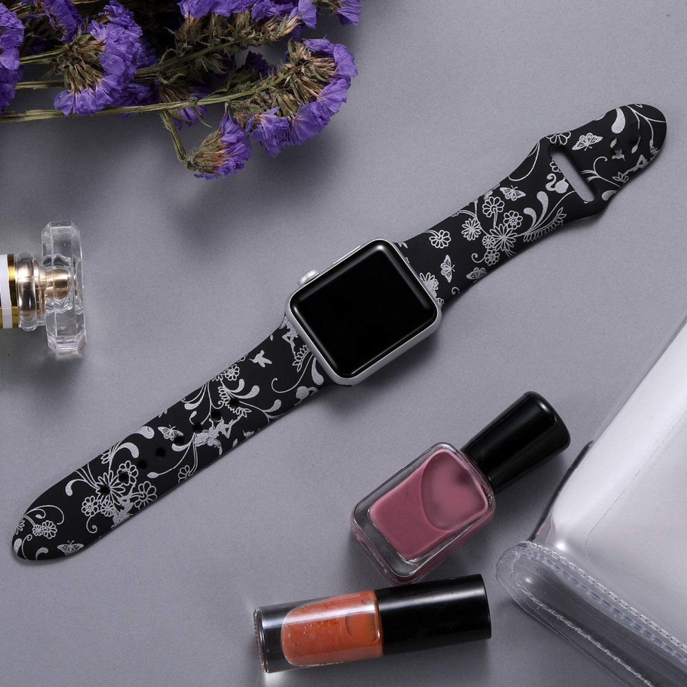 Floral Band for Apple Watch 290