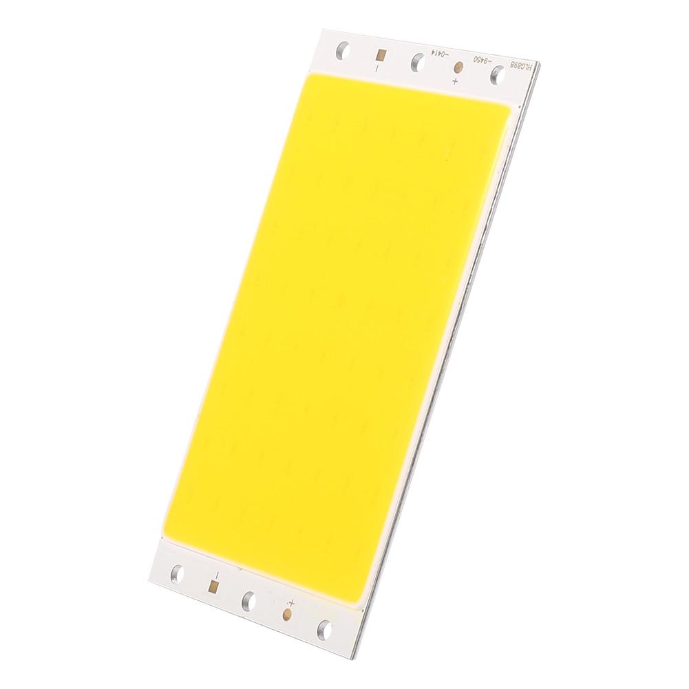 12V 14V COB LED Strip Lamp Light 30W Durable COB LED Ultra Bright Light Lamp Chip Bead Chip 94 50MM in LED Bar Lights from Lights Lighting