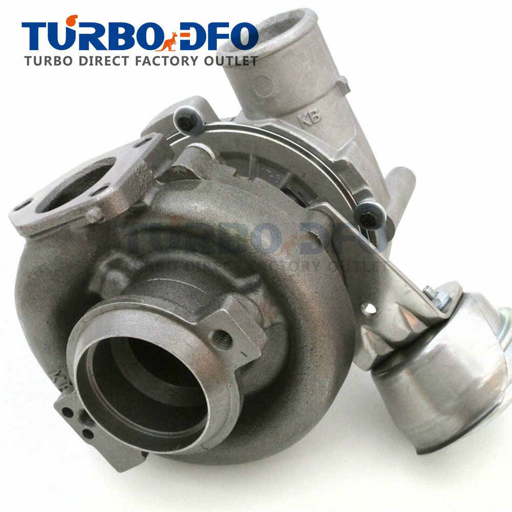 GT2556V turbocharger complete turbo 454191 for BMW 530d 730d