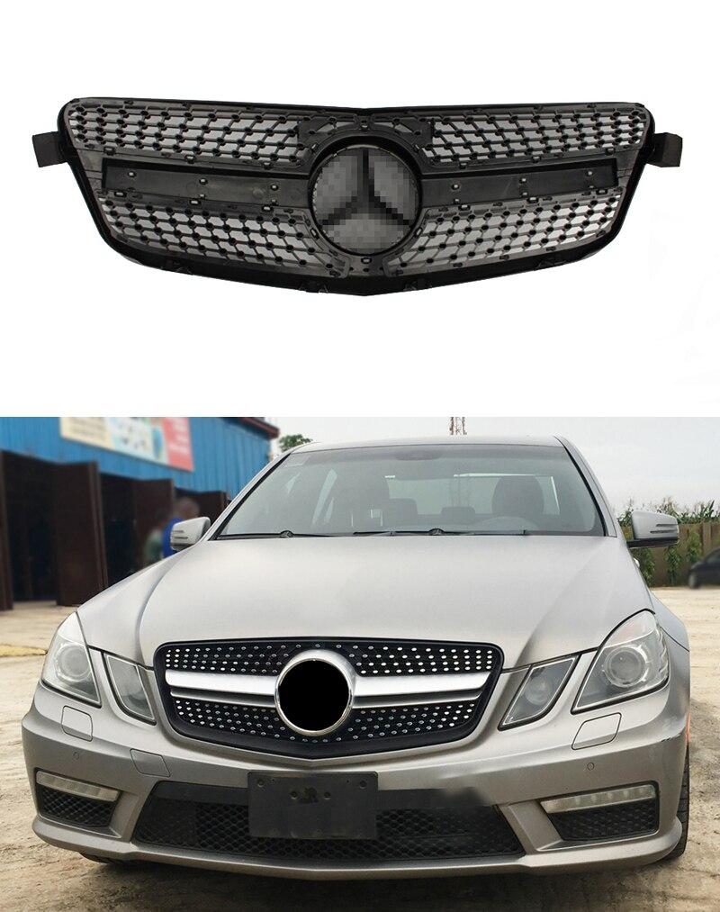 1 set Front Bumper all Side Chrome Trim Molding for Mercedes W207  E350 E400