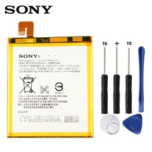 Original Replacement Sony Battery For SONY Xperia T2 Ultra XM50t XM50h D5303 D5306 LIS1554ERPC Genuine Phone Battery 3000mAh lcd display touch screen digitizer assembly for sony xperia t2 ultra d5303 d5306 xm50t xm50h d5322 front outer glass white black