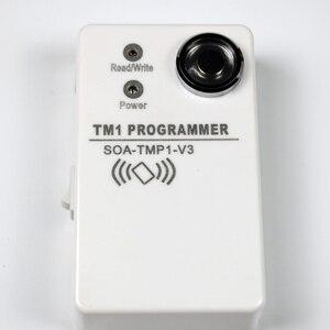 Image 3 - 1 יח\חבילה TM Ibutton כרטיס כף יד מעתק DS1990 RW1990 ו 125khz EM4305 T5577 ותואם rfid מעתיק