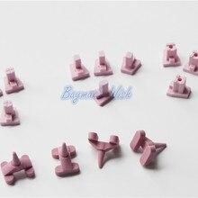 Керамика штифты для зубов зубные лаборатория для фарфора поддон для печи 12 шт./3 компл. Предварительно молярный, Bicuspids и Posteriors