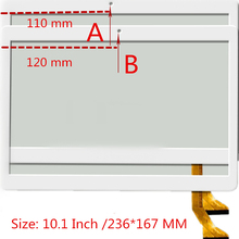 Tab Touch-Screen ZH960 GT10PG127 Mediatek Replacement-Spare-Parts Capacitive for 3G 4G