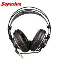 Auricular del estudio de dj Auriculares Superlux HD681B semiabierto Dinámico Estéreo Auriculares para Monitoreo Profesional, Envío Libre
