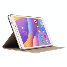 Case For Huawei MediaPad T2 8 Pro Smart cover Faux Leather Protector For HUAWEI Honor Tablet 2 JDN-W09 JDN-AL00 PU Protective