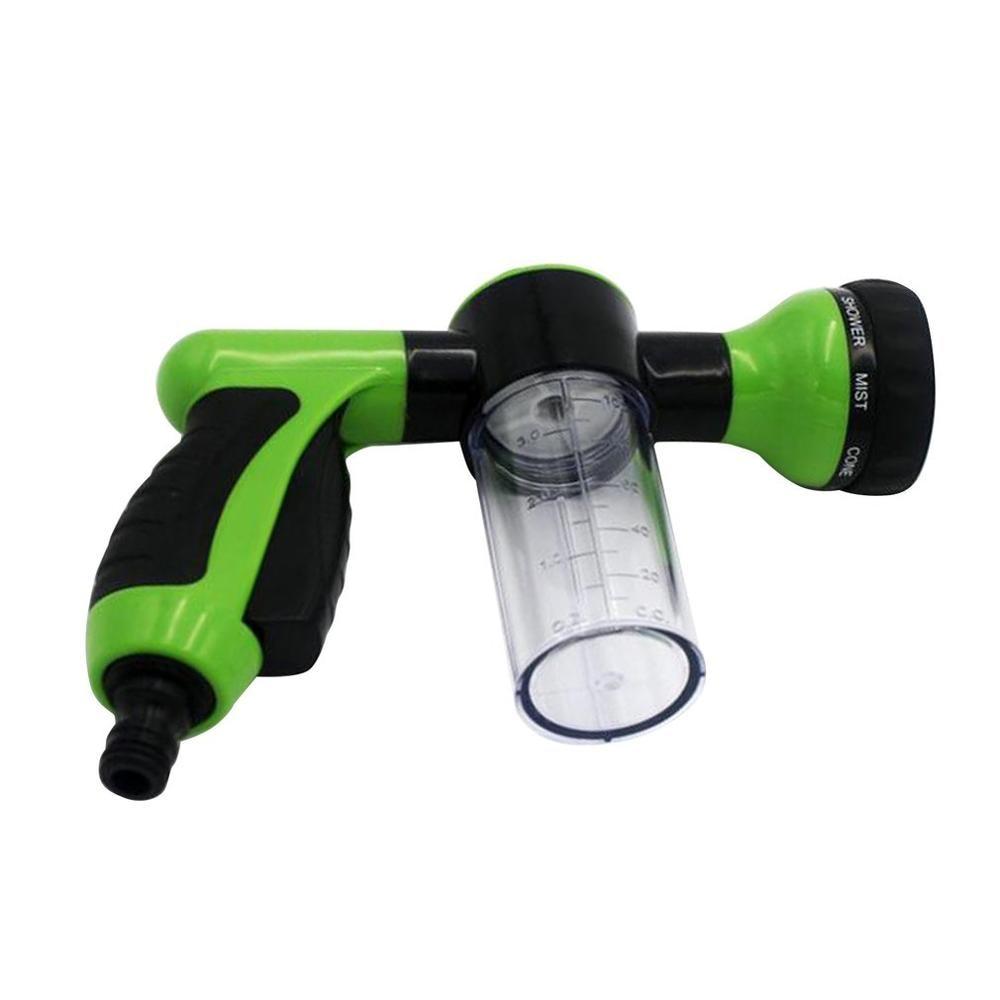 Foam Water Gun Car Washer Water Gun Household Car Washing Tools Yard Water Sprayer Pipe Tube Nozzle Sprinkle Tools