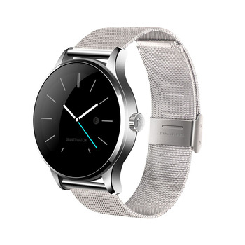 K88H heart rate smart watch phone answer call, dial number mean fashion Watch