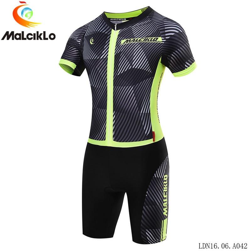 Malciklo pro tour cycling jerseys ropa maillot ciclismo hombre uniform Bicycle clothing Men Triathlon Swimming Running t shirt