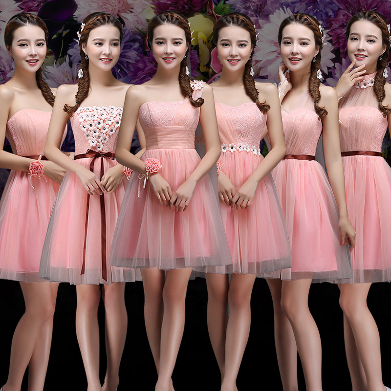 Popular princess peach coloring buy cheap princess peach for Wedding guest dress blush pink