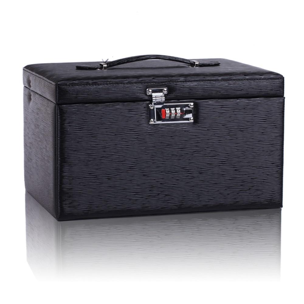 Online Get Cheap Large Black Jewelry Box Aliexpresscom Alibaba