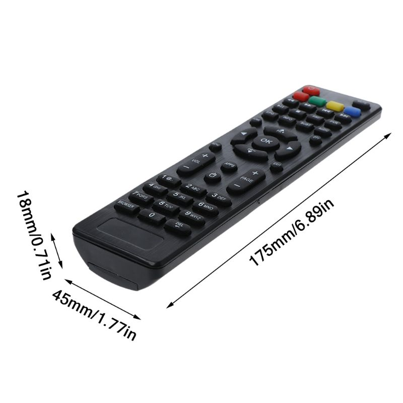 Mecool Remote Control Contorller Replacement For K1 KI Plus KII Pro DVB T2 DVB S2 DVB Android TV Box Satellite Receiver