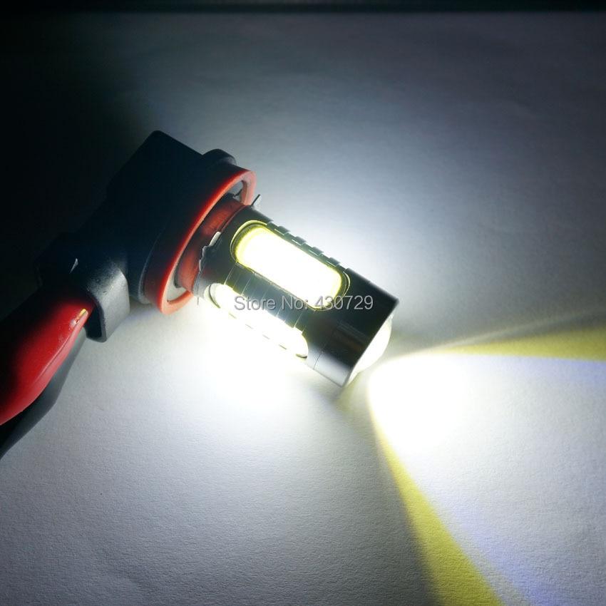 2 buc / lot Putere înaltă de înaltă calitate 7.5W cu lentilă - Faruri auto - Fotografie 3