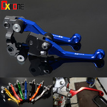 Motorcycle Pivot Brake Clutch Lever For KTM  540 SX SXS 2001 2002 2003 Dirt Bike Off-road CNC Accessiores